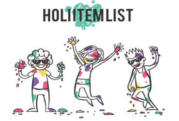 Must buy items for Holi