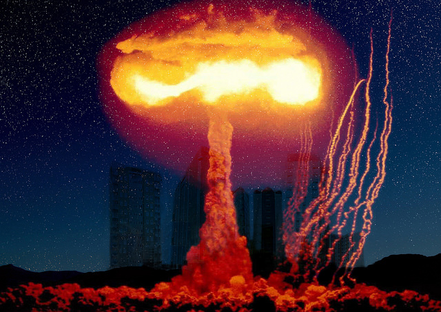 Ancient Nuclear Explosion Theory