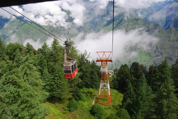 Auli Cable Car