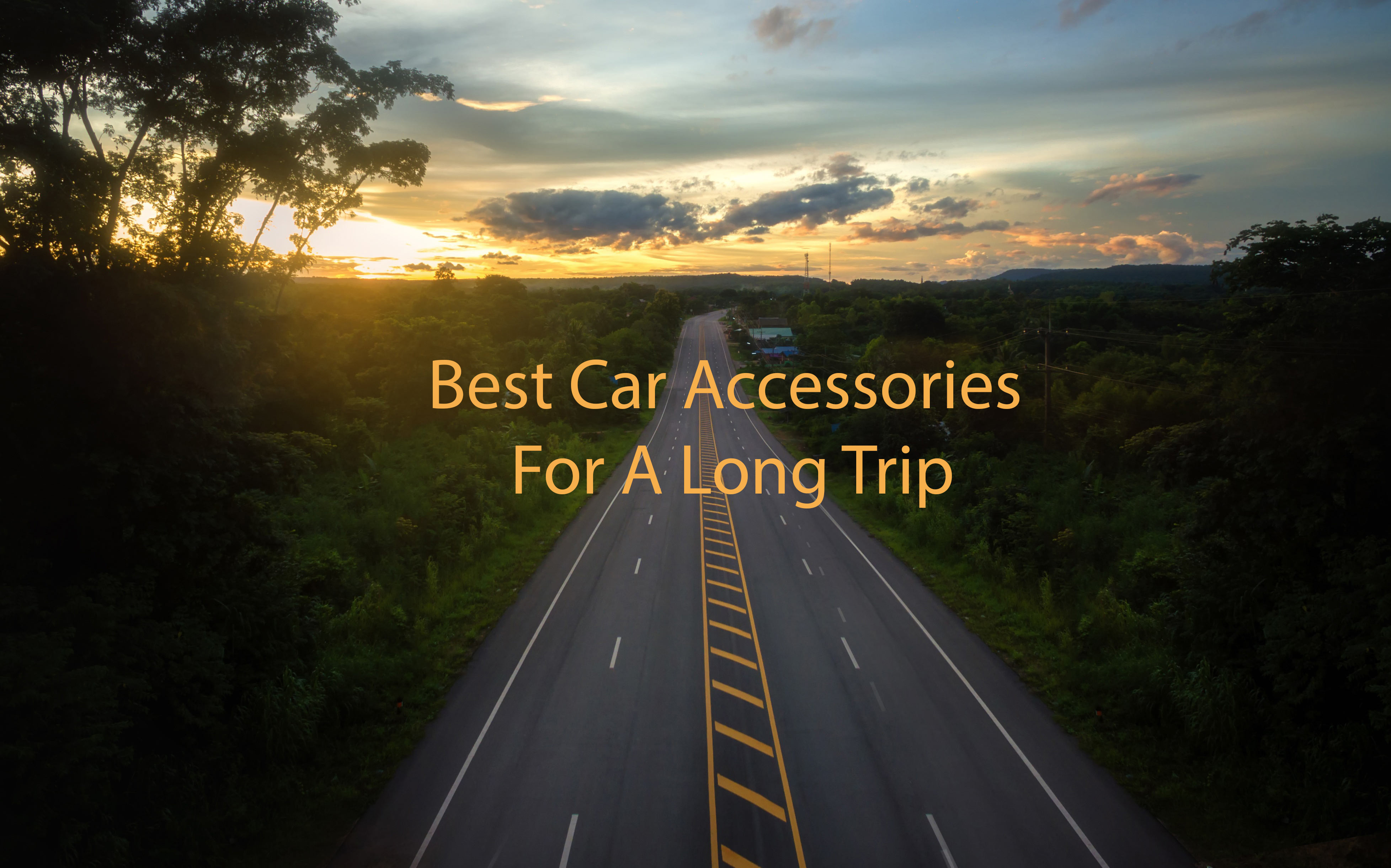 Car accessories that you must buy for a long trip in India