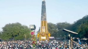 Celebration Bhima Koregaon Battle
