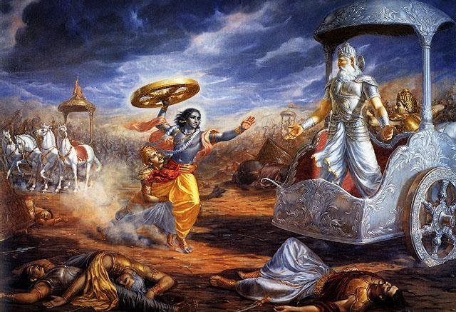 Did Mahabharta really happen Is Mahabharta real