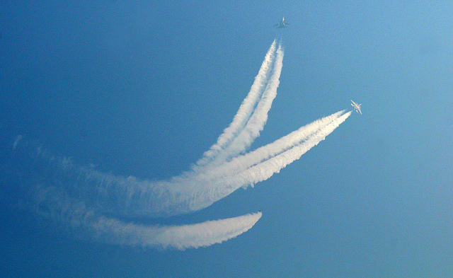 IAF show on Indian Republic Day 2010