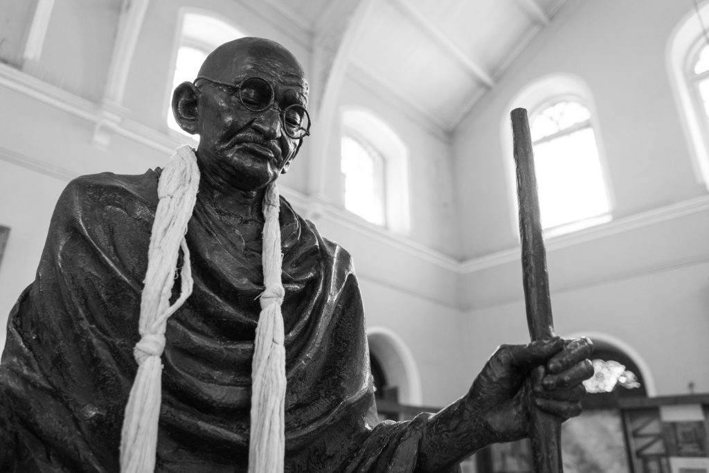 India is not a country- Mahatma Gandhi-Indian Yug