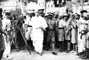 India was never a country, Netaji-Indianyug