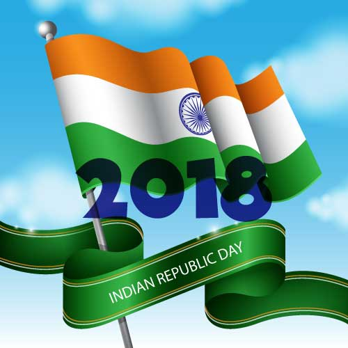 Indian Republic Day 2018