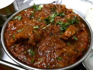 Kolhapuri mutton curry, recipe from India