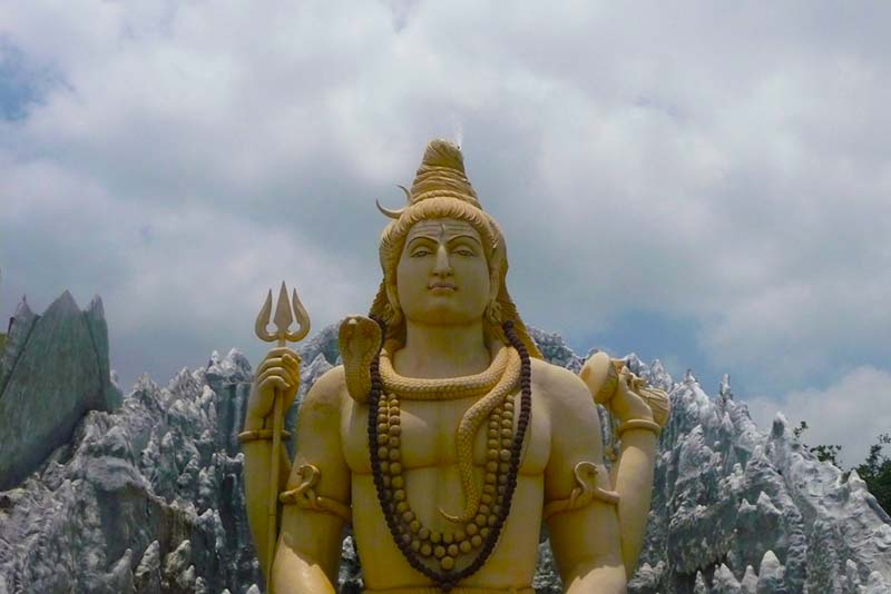 Shiva in his complete iconography