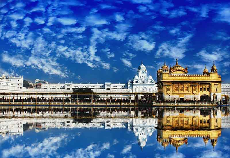 Amritsar- Magnificent Golden temple