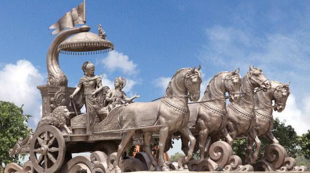 Arjuna had once save Duryodhana