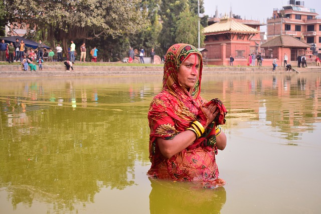 CHHATH PUJA MOST ANCIENT FESTIVAL THAT IS STILL CELEBRATED
