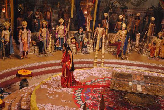 Balram was the father in law of Abhimanyu