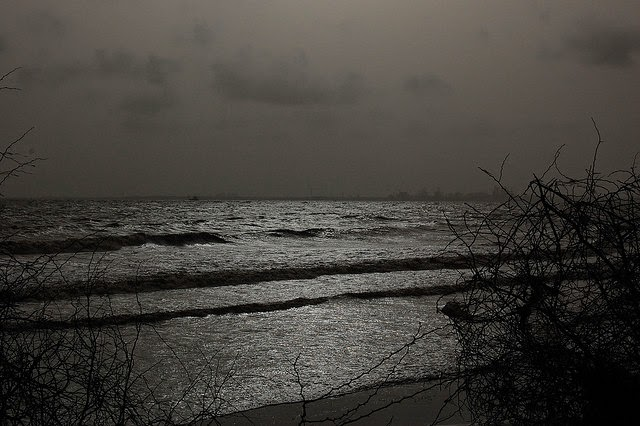 Dumas Beach- Most haunted places in India