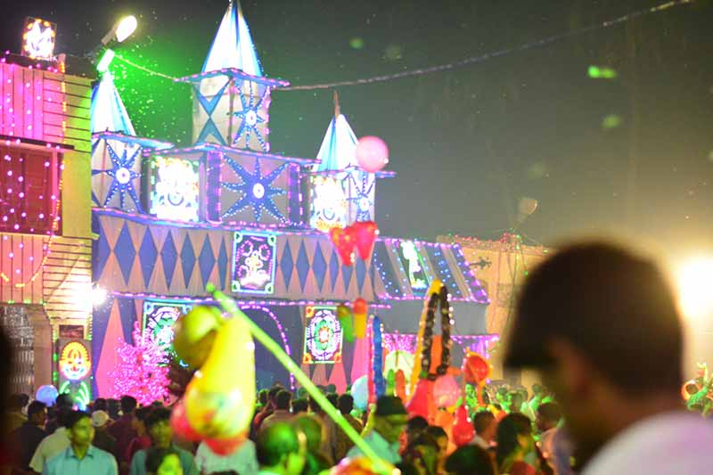 Durga Puja Festivity