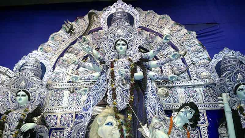 Durga Puja Kolkata - Festivities to see in India