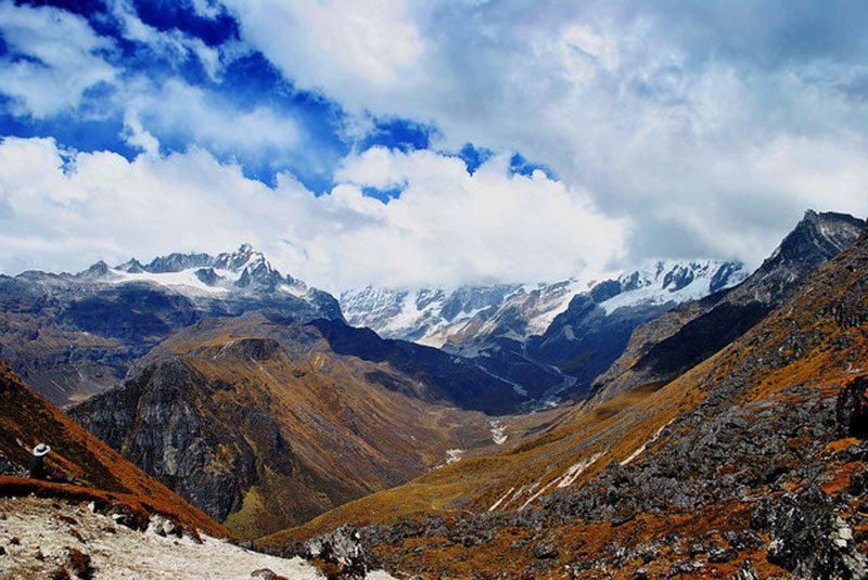 Dzongri and Singalila trails