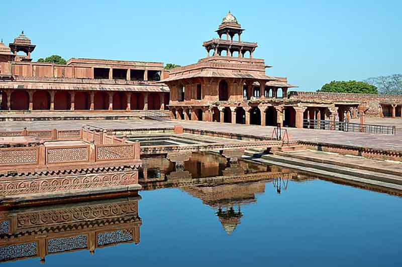 Fatehpur Sikri - Best palace complexes in India