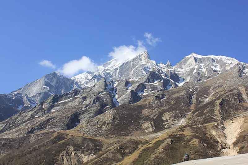 Gangotri and Gaumukh- Amazing places India