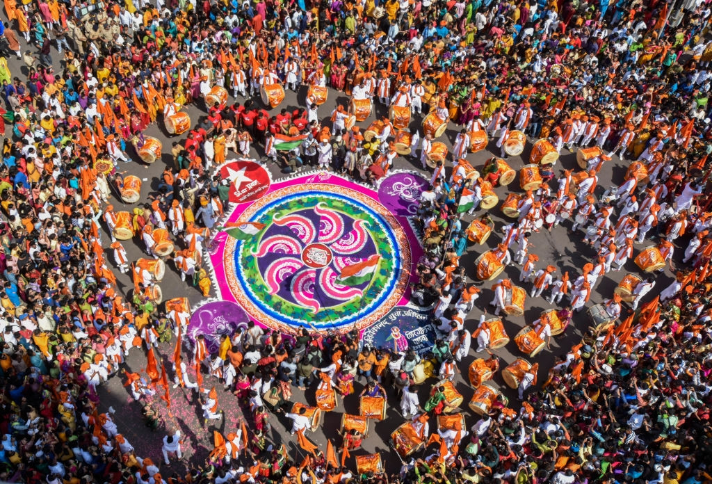 Gudi Padwa is the first day of Hindu New Year