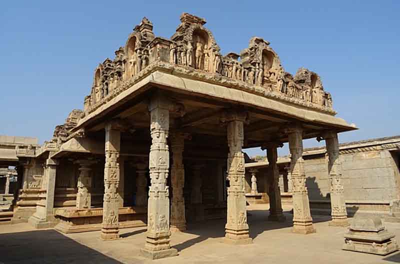 Hampi Vijayanagar- Places to experience Hinduism in India