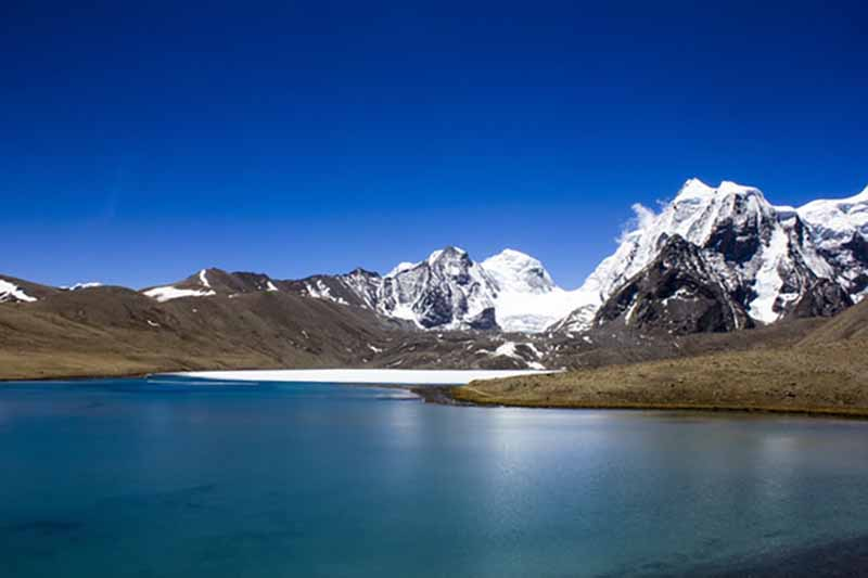 High Altitude Areas of Sikkim