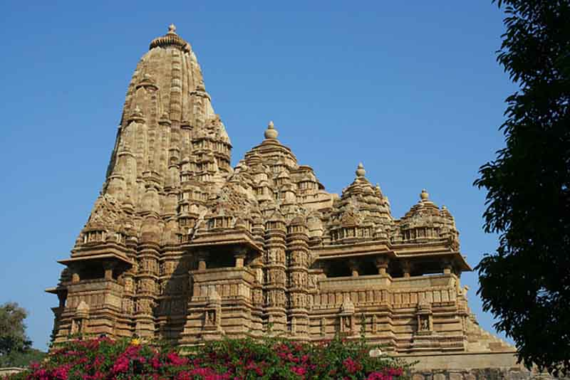 Khajuraho - Well Preserved temple to see in India