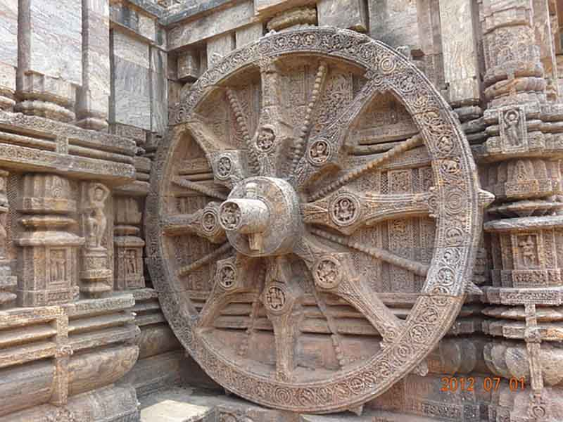 Konark Temple - Best Temple location to visit in India