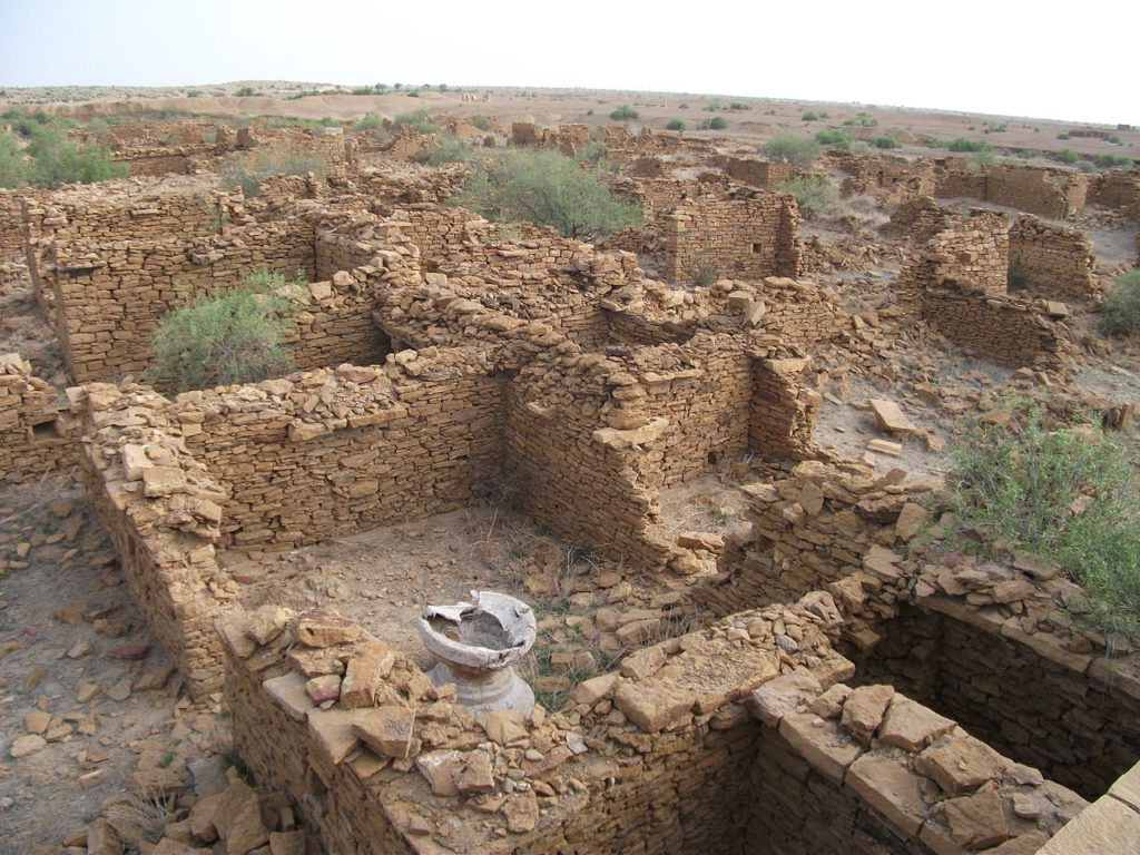 Kuldhara-Most haunted destinations in India