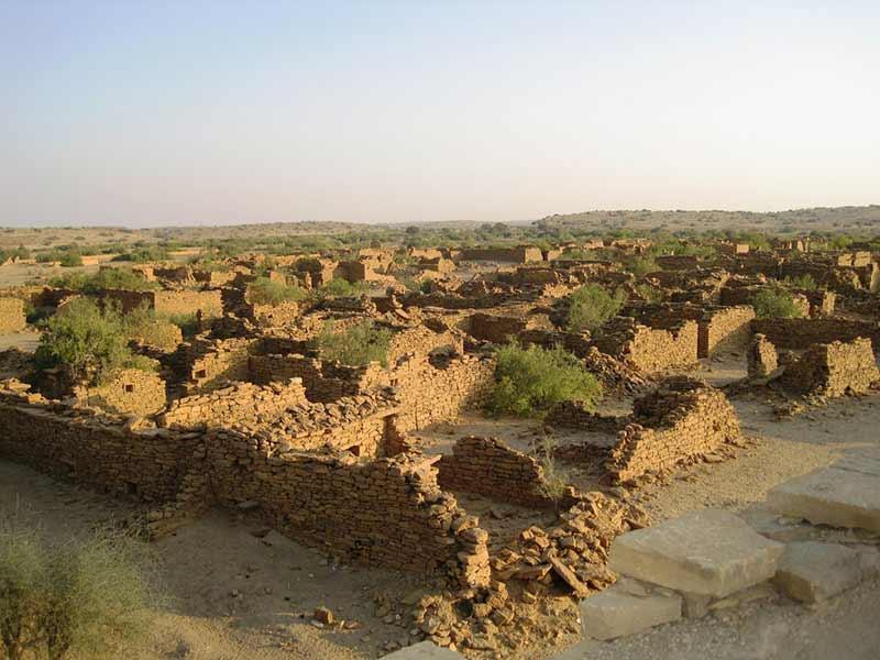 Kuldhara ruins