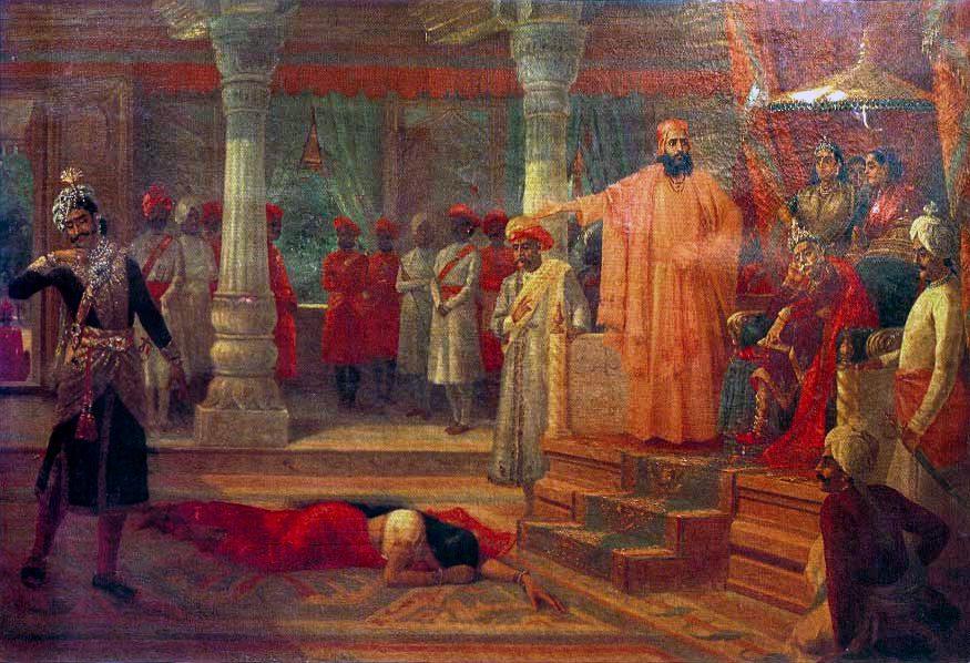 Draupadi Haran- Karana was the man responsible
