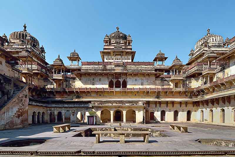 Orchha - Archaeological Marvel in India