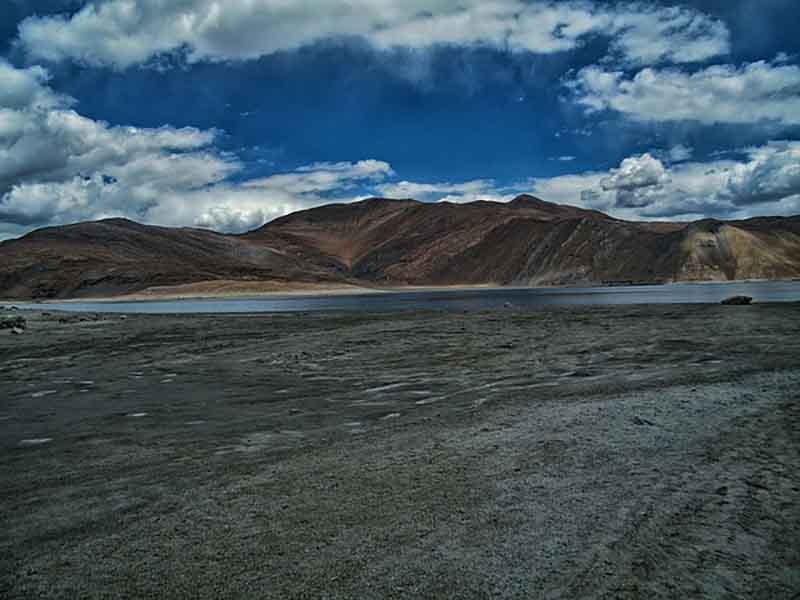 Pangong Lake Leh Ladhakh