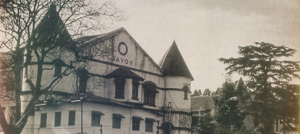 Savoy Hotel, Mussoorie-Haunted Places in India