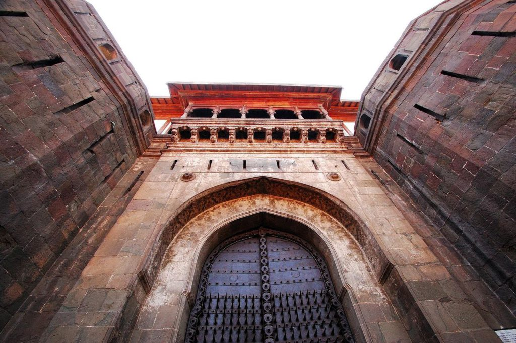 Shaniwarwada-Most haunted destinations in India