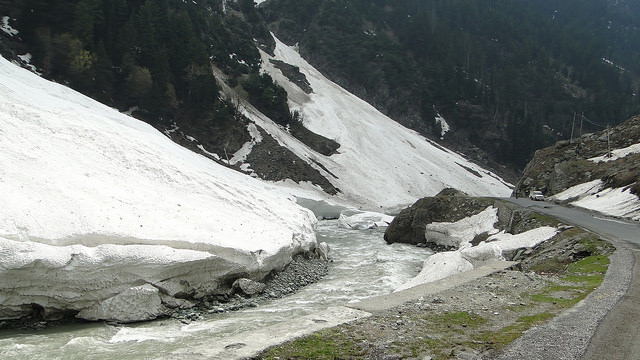 Sonmarg to Wangat Trek