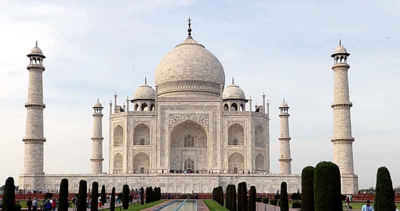 Taj Mahal - Best locations in India