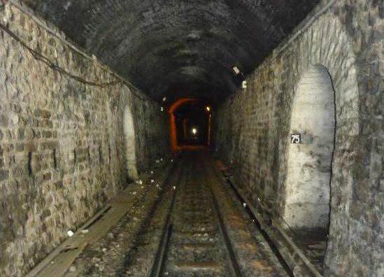 Tunnel No. 33-6