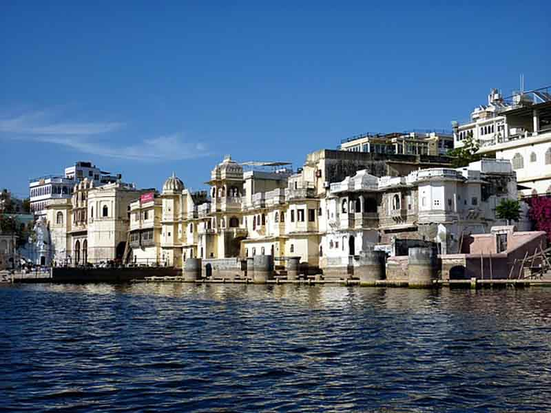Udaipur - Most romantic places in India