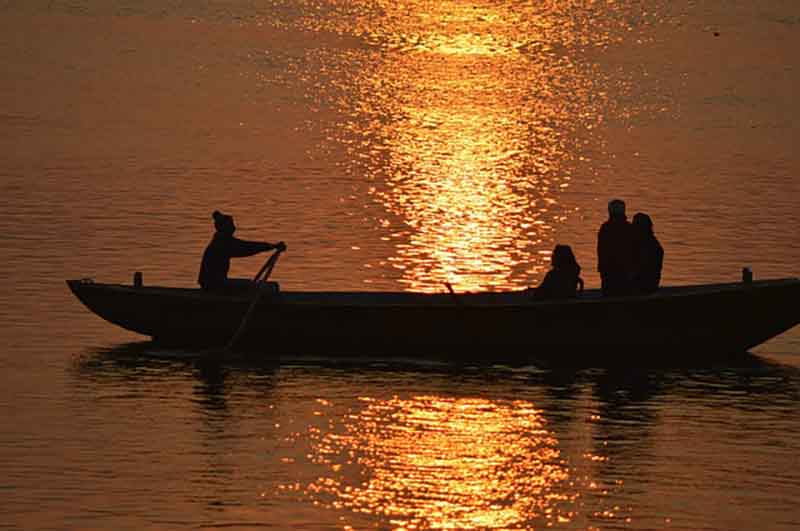 Varanasi - The best river ghats in India