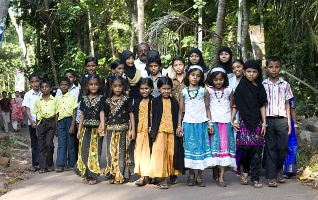 Village of Twins, Kerala