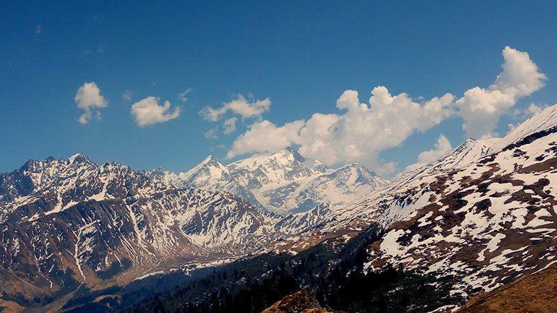 Kuari Pass Uttarakhand