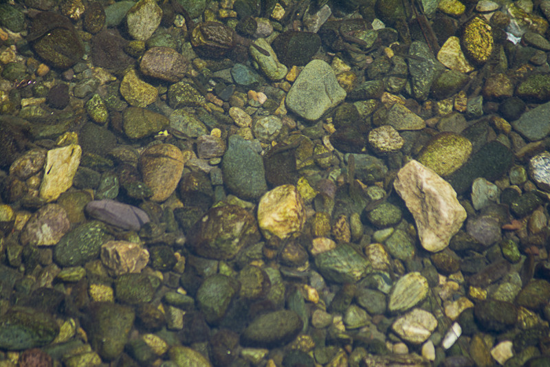 Clear Water Channel Kainchi Dham