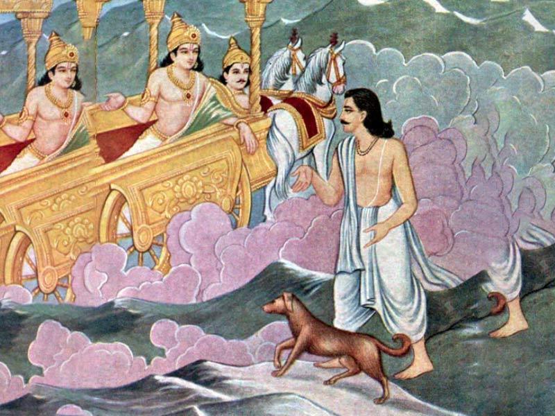 Yudhishthira Final Test