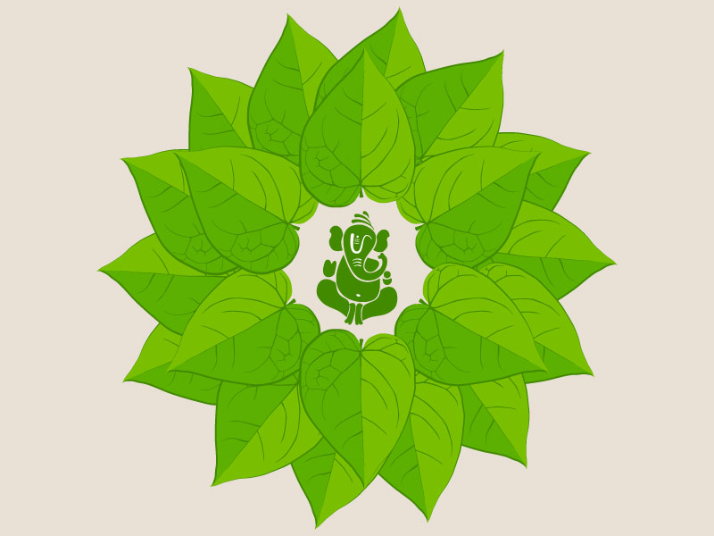 Betel Leaf in Hinduism symbol
