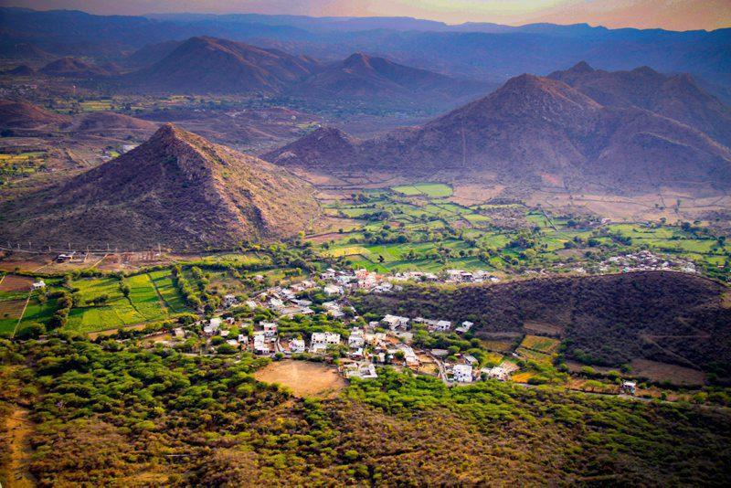 Aravalli Range-Today