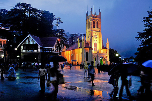 The real journey to Shimla
