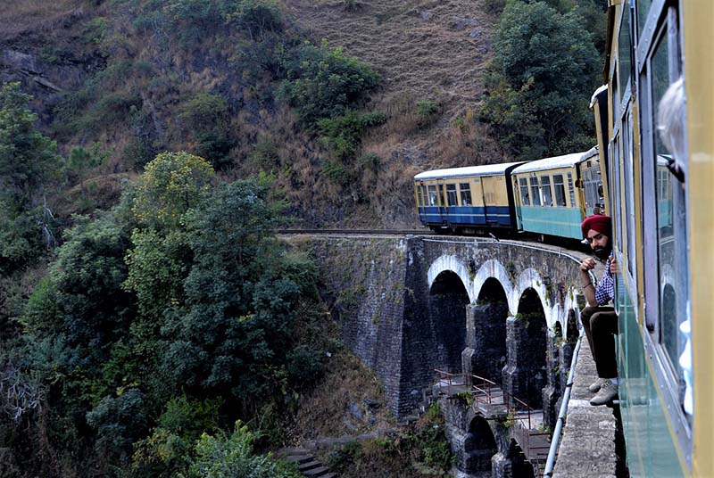 Toy Train of Shimla