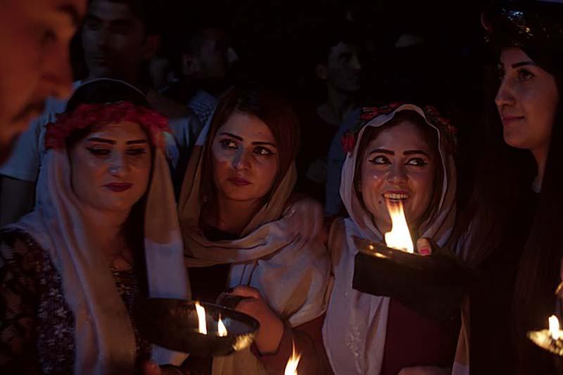 Yezidi People India Connection