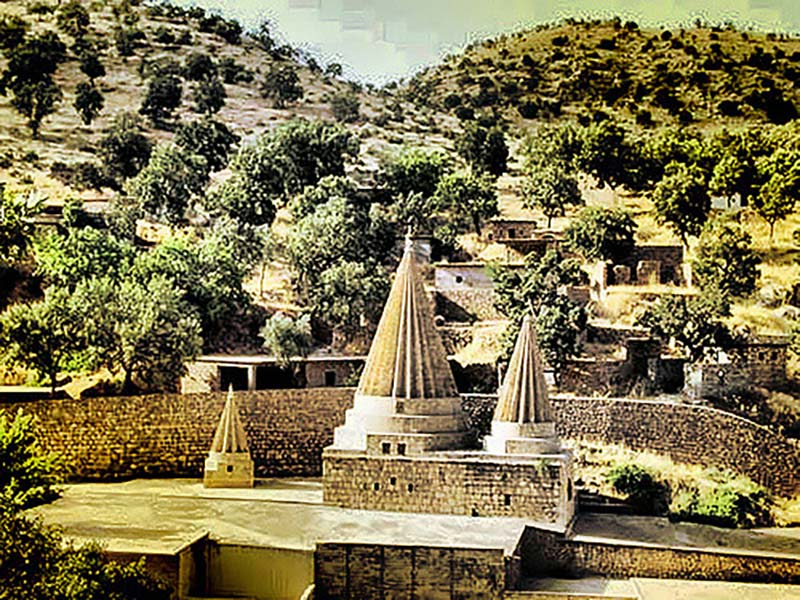 Yazidi Temple