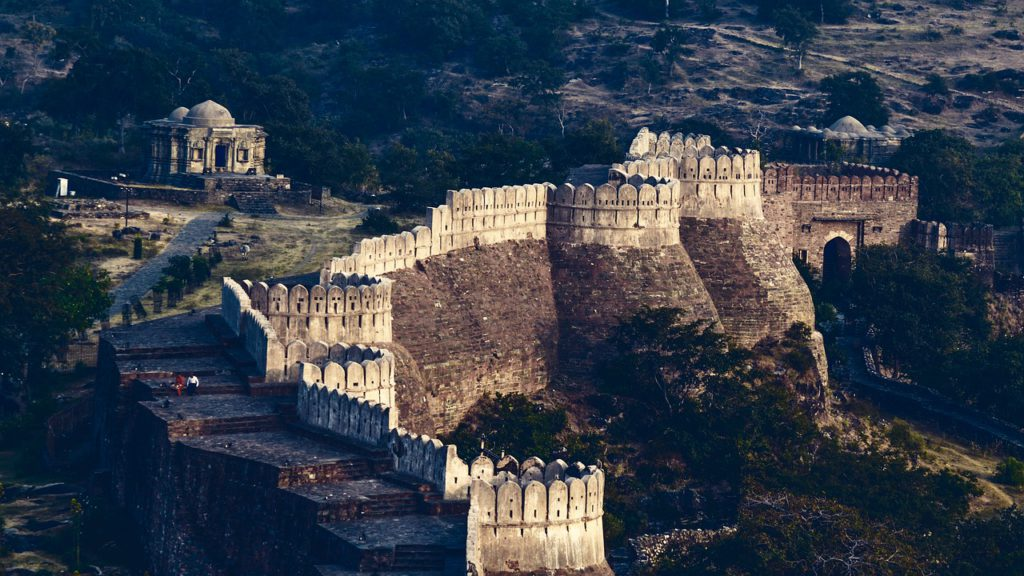 Kumbhalgarh Fort: Great Wall of India